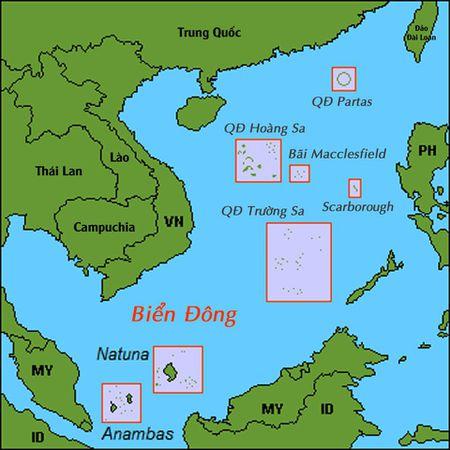 May bay Trung - My cham tran o Bien Dong - Anh 2