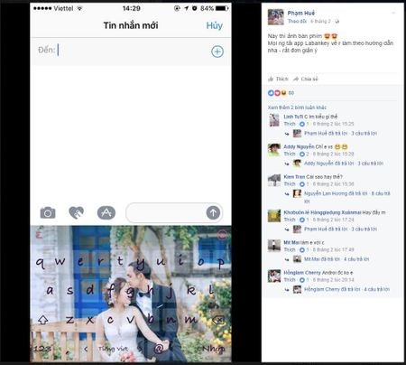 'Do' ban phim smartphone phong cach voi Laban Key - Anh 3