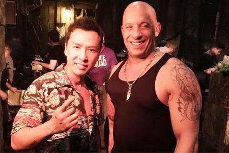 Chan Tu Dan: 'Vin Diesel kho ma danh thang toi' - Anh 1