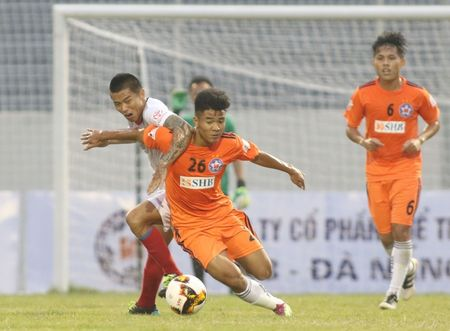 Ha Duc Chinh - 'cua hiem' tuoi 20 o V-League - Anh 1