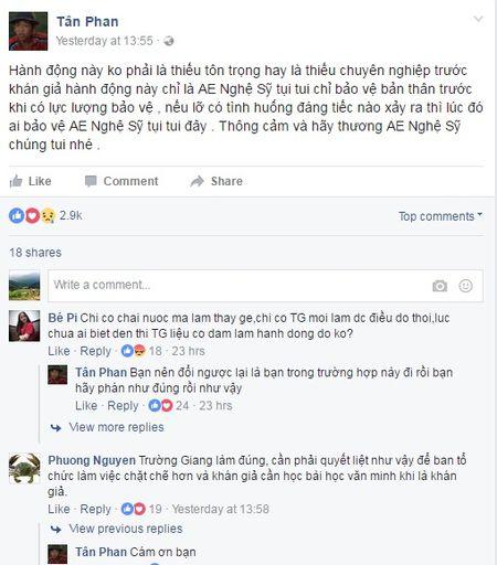Truong Giang duoc minh oan sau vu bo dien vi bi nem chai - Anh 2