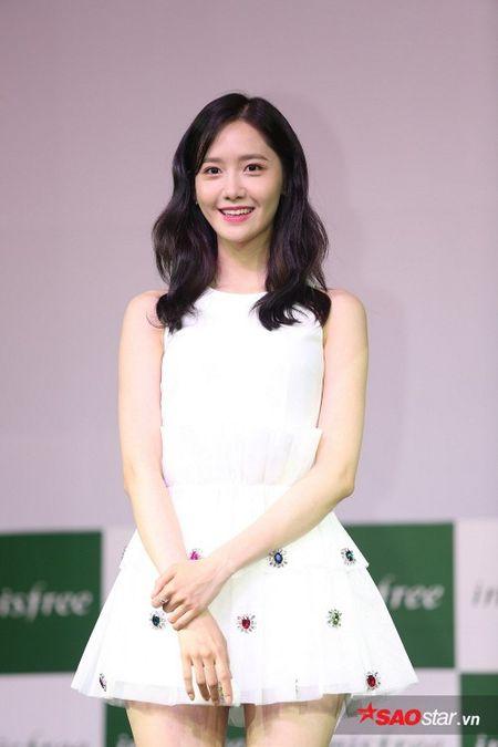 'Nu than' Yoona bat mi SNSD se tro lai Viet Nam - Anh 10