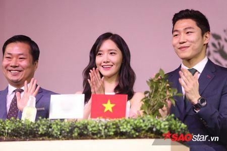 'Nu than' Yoona bat mi SNSD se tro lai Viet Nam - Anh 11