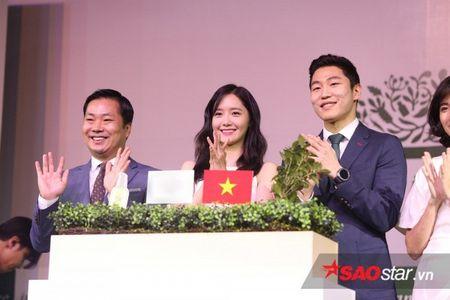 'Nu than' Yoona bat mi SNSD se tro lai Viet Nam - Anh 12