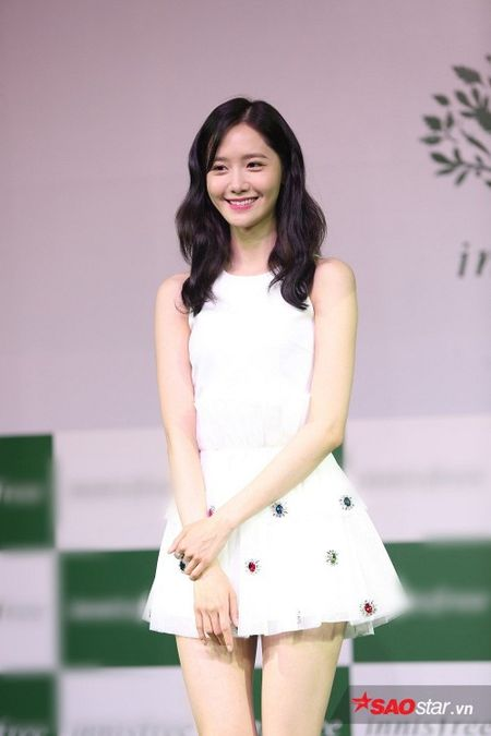 'Nu than' Yoona bat mi SNSD se tro lai Viet Nam - Anh 5