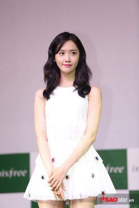 'Nu than' Yoona bat mi SNSD se tro lai Viet Nam - Anh 6