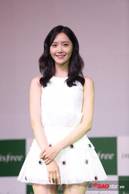 'Nu than' Yoona bat mi SNSD se tro lai Viet Nam - Anh 7