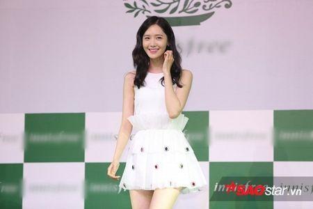 'Nu than' Yoona bat mi SNSD se tro lai Viet Nam - Anh 9