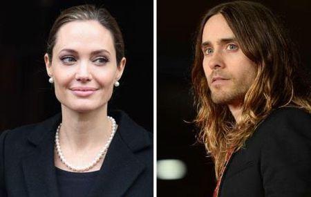 Ro tin Angelina Jolie dang hen ho voi 'nguoi cu' Jared Leto - Anh 1