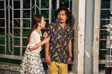 Hau truong '49 ngay 2': Tien Luat tat Thu Trang khong ay nay - Anh 5