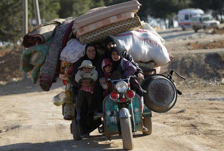 Can canh giao tranh ac liet o thi tran Al-Bab, Syria - Anh 10