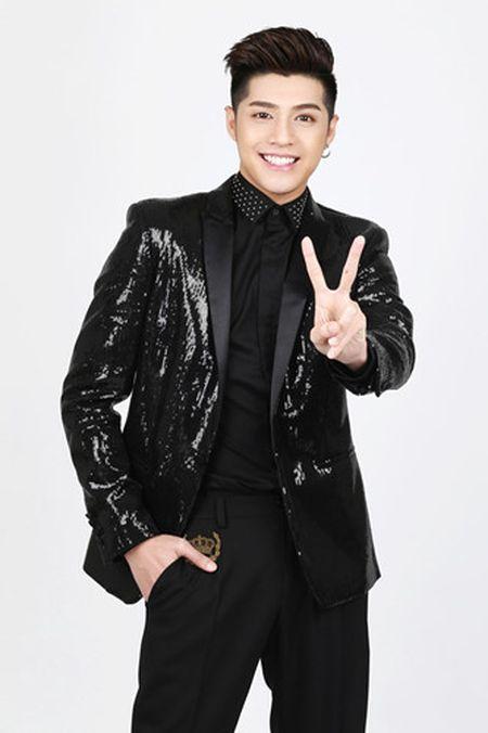 Bo tu HLV 'The Voice' tung bo anh an tuong truoc ngay len song - Anh 4