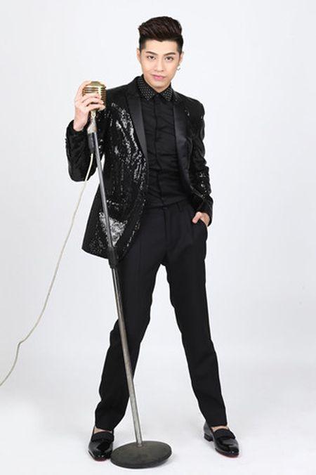 Bo tu HLV 'The Voice' tung bo anh an tuong truoc ngay len song - Anh 5