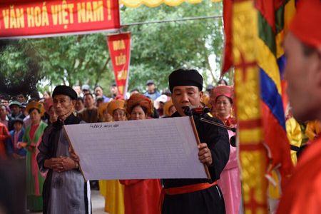 Le hoi Minh The 'doc nhat vo nhi' ve chong tham nhung - Anh 1