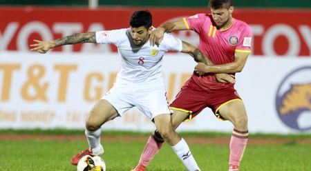 Sai Gon FC de dat truoc doi thu B.Binh Duong - Anh 1