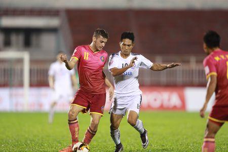 Sai Gon FC de dat truoc doi thu B.Binh Duong - Anh 5