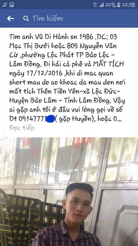 Vu giet nguoi, chon xac o Lam Dong: Vo rat binh tinh - Anh 2