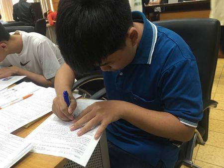 Truong DH Tai chinh-ke toan tuyen 1.300 chi tieu - Anh 1