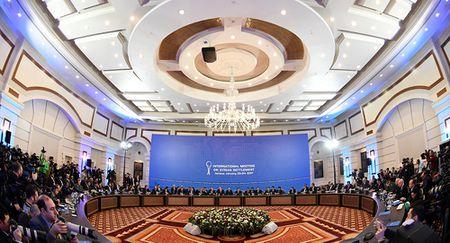 Suc manh Astana dua xung dot Syria thang tien Geneva - Anh 1