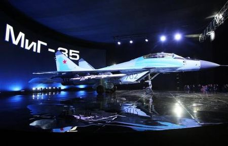MiG-35 khong dung dan van khien doi phuong te liet - Anh 1