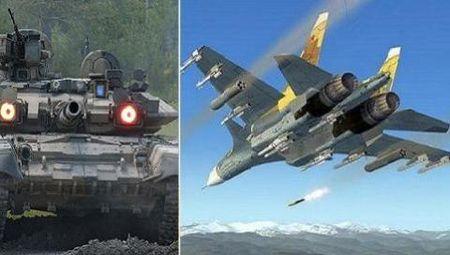 Nga bi mat ban tiem kich Su-30SM, tang T-90, S-400 cho Iran? - Anh 1