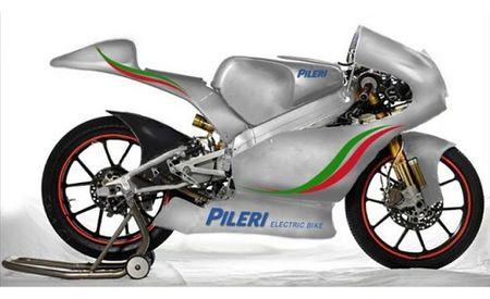 Soi Moto3 Racer hoan toan bang dien 'doc dao' cua Pileri - Anh 1