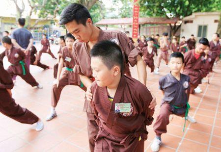 Vo duong Nam Thien Phat Mon Quyen: Lop vo noi cua Phat - Anh 2