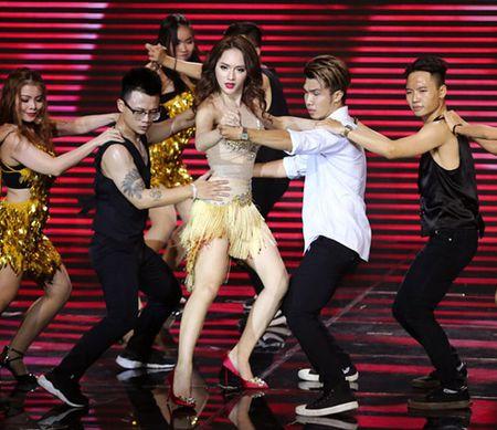 Boi roi vi Huong Giang Idol qua goi cam tai The Remix - Anh 2