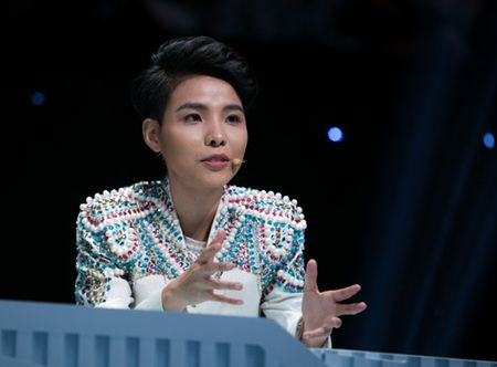 Boi roi vi Huong Giang Idol qua goi cam tai The Remix - Anh 4