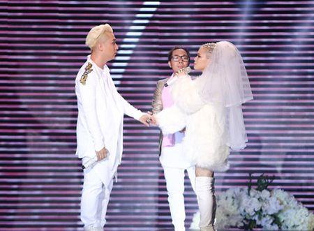 Boi roi vi Huong Giang Idol qua goi cam tai The Remix - Anh 6