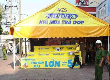 Lay via he lam 'cua rieng', dien may Cho Lon bi phat nang - Anh 1