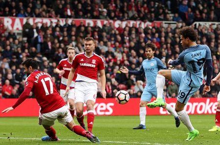 Da bai Middlesbrough, Man City tien buoc vao Ban ket FA Cup - Anh 2