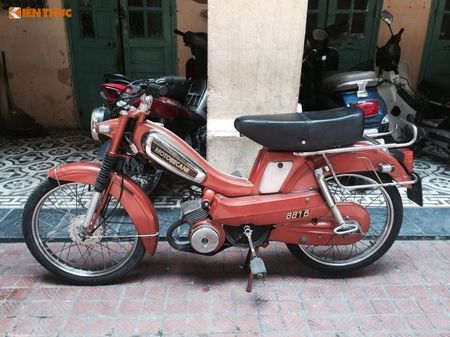 'Hang hiem' Motobecane 881B gia 120 trieu tai Ha Noi - Anh 1