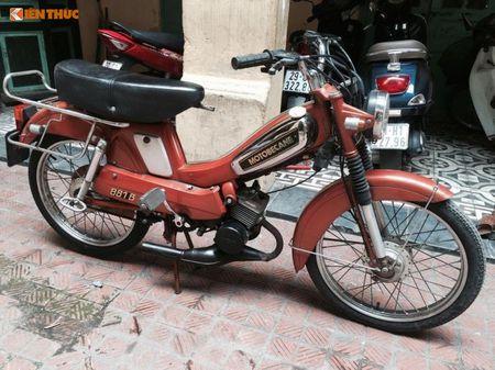 'Hang hiem' Motobecane 881B gia 120 trieu tai Ha Noi - Anh 2