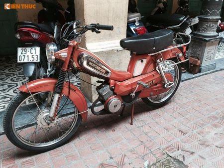 'Hang hiem' Motobecane 881B gia 120 trieu tai Ha Noi - Anh 6