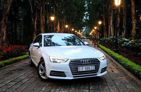 Can canh 'xe sang' Audi A4 gia 1,65 ty tai Da Lat - Anh 1