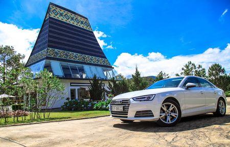 Can canh 'xe sang' Audi A4 gia 1,65 ty tai Da Lat - Anh 5