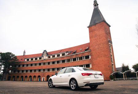 Can canh 'xe sang' Audi A4 gia 1,65 ty tai Da Lat - Anh 6