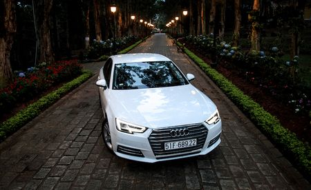 Can canh 'xe sang' Audi A4 gia 1,65 ty tai Da Lat - Anh 7