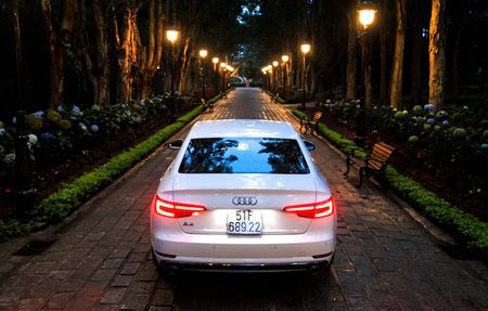 Can canh 'xe sang' Audi A4 gia 1,65 ty tai Da Lat - Anh 8