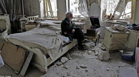 Hinh anh bao cat tan cong thanh pho Aleppo - Anh 3