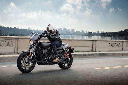 Moto Harley-Davidson Street Rod 750 moi 'chot gia' 198 trieu - Anh 11