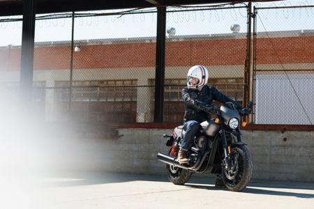 Moto Harley-Davidson Street Rod 750 moi 'chot gia' 198 trieu - Anh 12