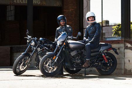Moto Harley-Davidson Street Rod 750 moi 'chot gia' 198 trieu - Anh 1
