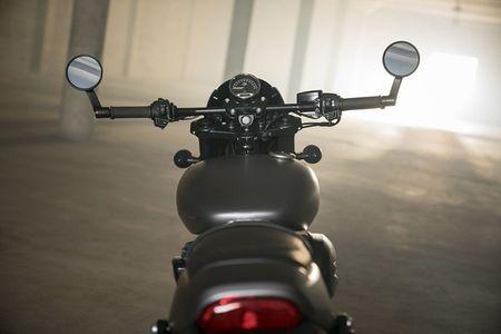Moto Harley-Davidson Street Rod 750 moi 'chot gia' 198 trieu - Anh 4