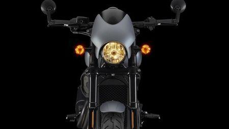 Moto Harley-Davidson Street Rod 750 moi 'chot gia' 198 trieu - Anh 7