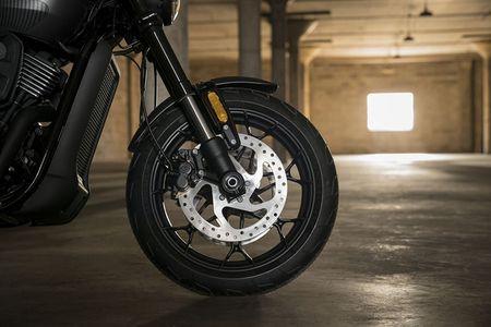 Moto Harley-Davidson Street Rod 750 moi 'chot gia' 198 trieu - Anh 8