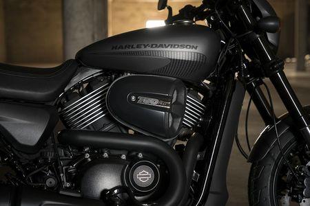 Moto Harley-Davidson Street Rod 750 moi 'chot gia' 198 trieu - Anh 9