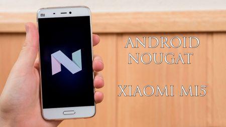 Xiaomi Mi 5 duoc cap nhat giao dien MIUI 8.2 voi he dieu hanh moi - Anh 1