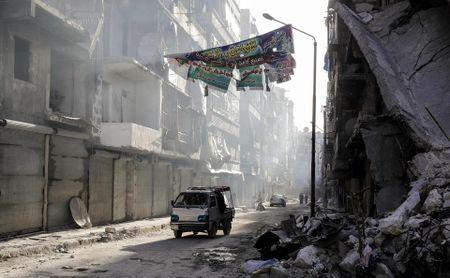 Syria: Danh bom kep tai Damascus, it nhat 40 nguoi thiet mang - Anh 1
